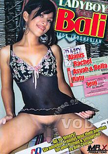 Ladyboy Bali Box Cover