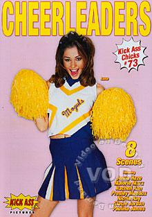 Kick Ass Chicks #73 - Cheerleaders Box Cover