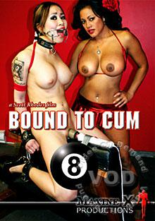 Bound To Cum 8 Box Cover