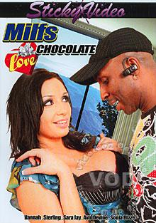 MILFs Love Chocolate Box Cover