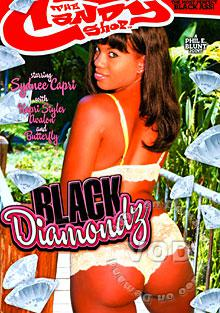 Black Diamondz Box Cover