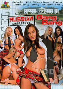Russian Institute Lesson 13 - Gang Bang (French)