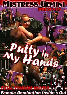 Putty In My Hands Box Cover