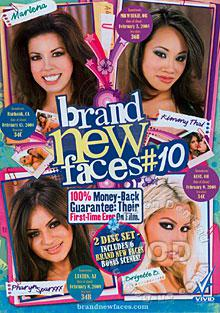 Brand New Faces 10 (Disc 1)