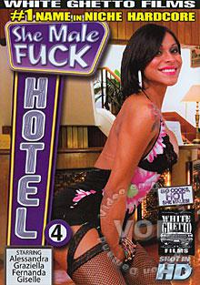 She Male Fuck Hotel 4 Box Cover