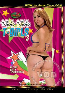 Kiss Kiss T-Girls 3 Box Cover