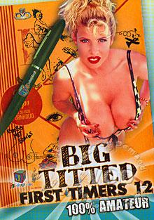 Big Titted First Timers 12 Box Cover