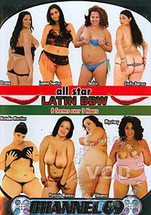 All Star Latin BBW Box Cover