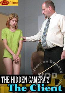 The Hidden Camera 2 - The Client Box Cover