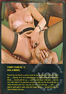 Fanny Films 13 - Dial A Model Box Cover