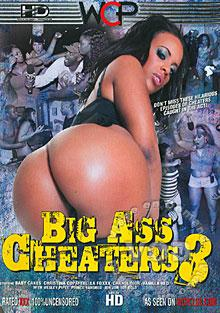 Big Ass Cheaters 3 Box Cover