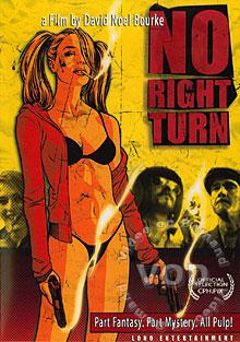 No Right Turn Box Cover
