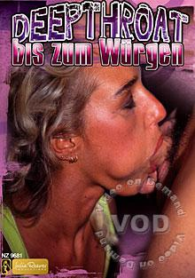 Deep Throat - Bis Zum Wurgen Box Cover