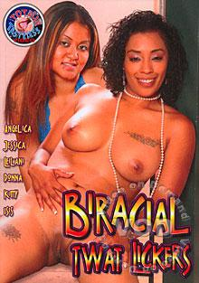 Biracial Twat Lickers Box Cover