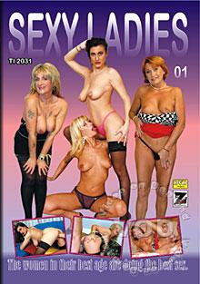 Sexy Ladies 1 Box Cover