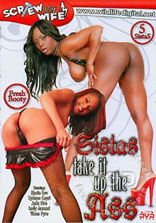 Sistas Take It Up The Ass Box Cover