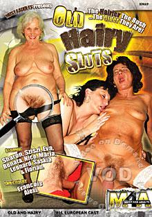 Old Hairy Sluts Box Cover