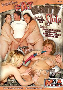 Fat Hairy Sluts Box Cover