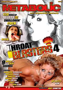 Throat Blasters 4 Box Cover