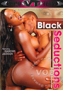Black Seductions Box Cover