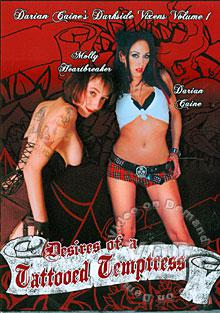 Desires Of A Tattooed Temptress Box Cover