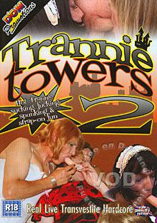 Trannie Towers 2 Box Cover