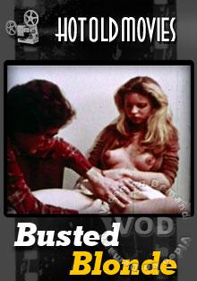 Busted Blonde Box Cover