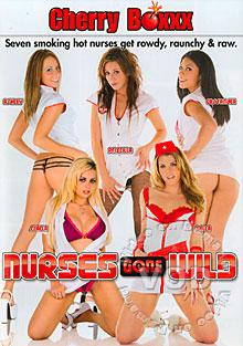 Nurses Gone Wild Box Cover