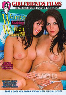 Women Seeking Women Volume 58 Box Cover - Login to see Back