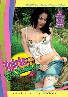 TGirls Playhouse 2 Box Cover