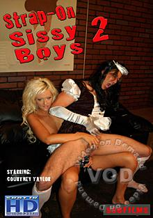 Strap-On Sissy Boys 2 Box Cover