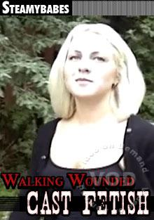 Walking Wounded Cast Fetish Box Cover