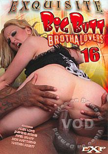 Big Butt Brotha Lovers 16 Box Cover