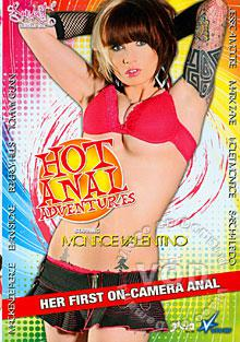 Hot Anal Adventures Box Cover