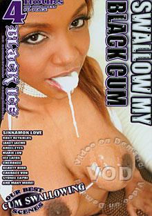 Swallow My Black Cum Box Cover