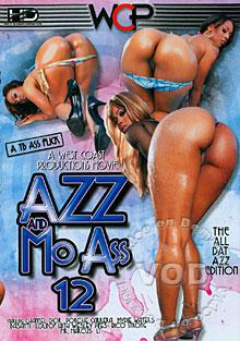 Azz And Mo Ass 12 Box Cover