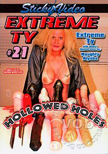 Extreme Ty #21 - Hollowed Holes Box Cover