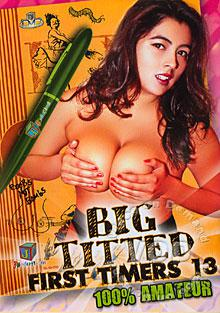 Big Titted First Timers 13 Box Cover