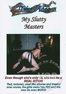 My Slutty Masters Box Cover