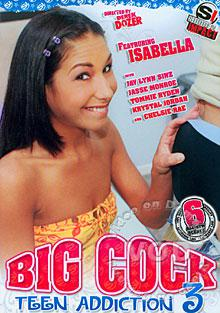 Big Cock Teen Addiction 3 Box Cover