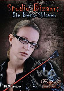 Studio Bizarr: Die Beta-Sklaven Box Cover