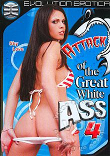 Attack Of The Great White Ass 4 Box Cover