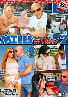 MILFs In Heat 2 Box Cover