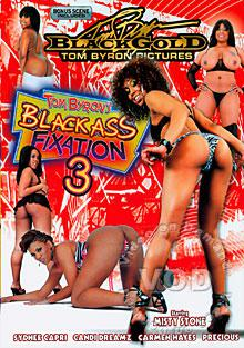 Black Ass Fixation 3 Box Cover
