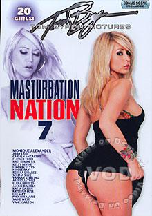 Masturbation Nation 7 Box Cover