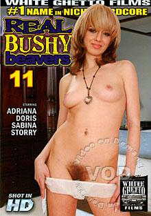 Real Bushy Beavers 11 Box Cover