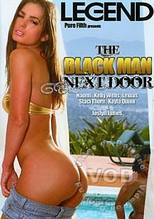 The Black Man Next Door Box Cover
