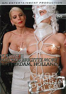 The Domina Files Volume 11 - Mistress Brigitte Box Cover