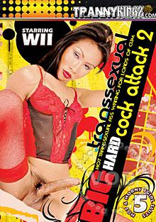 Transsexual Big Hard Cock Attack 2 Box Cover