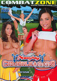 Naughty Cheerleaders Box Cover